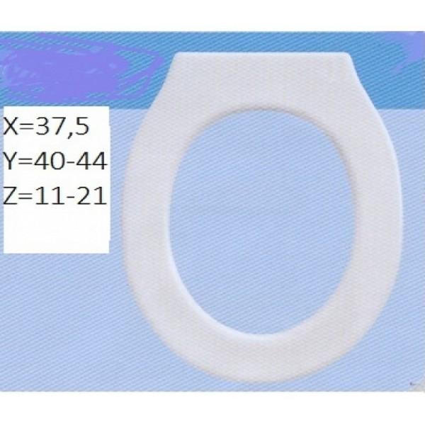 PL-3203 ΚΑΛΥΜΜΑ ΛΕΚΑΝΗΣ ΓΙΑ IDEAL STANDARD, KERASAN, DOLOMITE, Κ.Α. 37,5Χ40-44